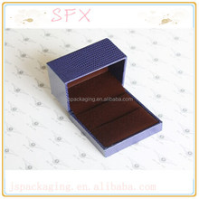Hot sale luxury high quality customized jewlery paper box for ring