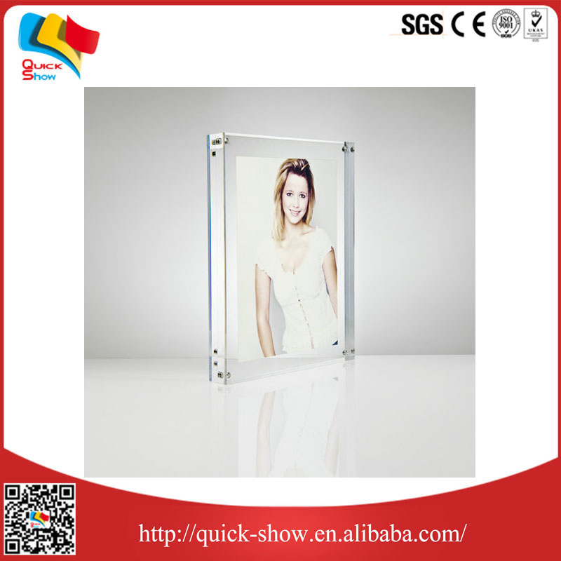 hot girl sxe photo funia crystal acrylic photo frame