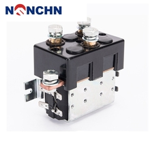 NANFENG Automobile Cars 2 Pin Low Voltage 100A 12V Dc Contactor Price