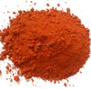 Iron oxide Fe2O3 powder for use in concrete with high tinting