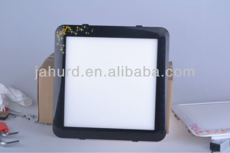 iluminacion led lights 8w ceiling panel