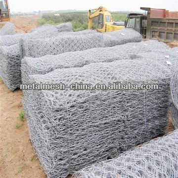 High quality Gabions cages/Water and soil protection