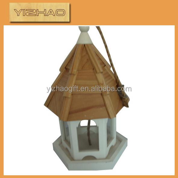 Eco-friendly FSC Hanging Wooden Bird Cage,aluminium bird cage