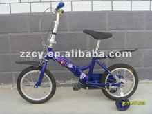 lovely 12'' child bicycle with colorful painting