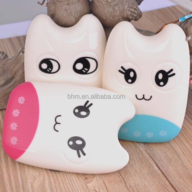 Polymer battery cat shaped usb portable power bank