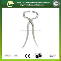 Bull nose pliers bull ring pliers holder with stainless steel
