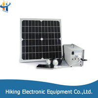 Hiking High Level 12v 5w low price mini solar panel