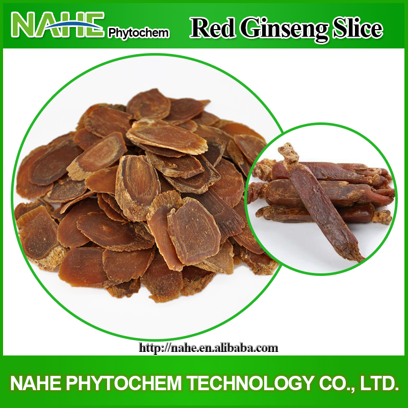 health care product honeyed korea red ginseng slices