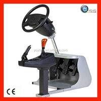 driving school equipment with software car driving simulator machine