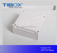 High quality plastic enclosure for electronic device