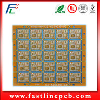 Professional Rigid Flex PCB Printed Circuit Board With CE ROHS Certification