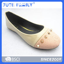 2016 flat feet ladies cheap name brand shoes wholesale in china made in China