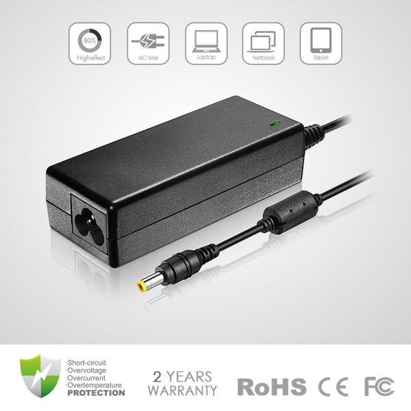 65w ordinateur portable adaptateur secteur 19v chargeur. Black Bedroom Furniture Sets. Home Design Ideas