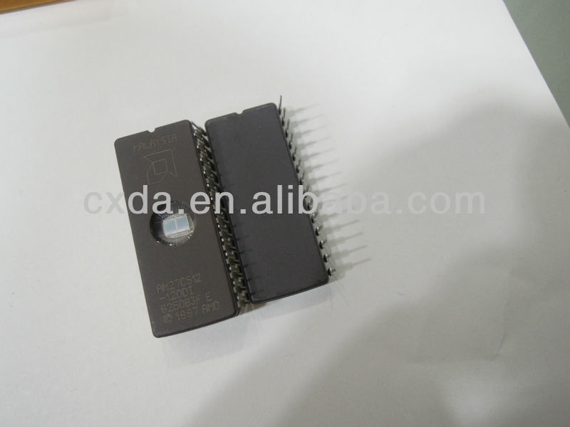 AM27C512-120DI AMD 11+ DIP-28 IC