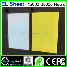 High quality EL Sheet,complete range of articles electroluminescence