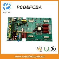 UL 94V0 Electronic Circuit Board PCBA Assembly for Solar Inverter Welding Machine with State of Art PCB Manufacturing Equipment