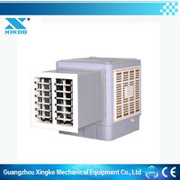 evaporative air conditioner / duct cooler
