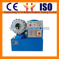 HYT-80 hydraulic hose crimping machine for sale