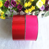 Outdoor red plastic ribbon for decoration