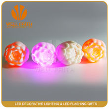 christmas lotus flower shape romatic ultra bright led candle light walmart