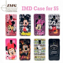 Alibaba express china supplier IMD case for samsung galaxy s5, for samsung galaxy s5 case with 60 designs Customize ok