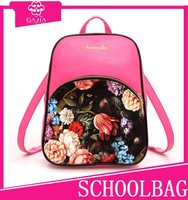 New arrival teenage girl school bags backpacks for leisure fashion wholesale bags,school backpack 2015