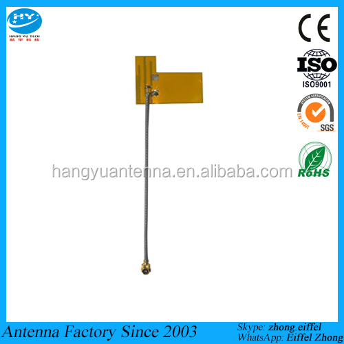 2.4GHz UFL Connector Wifi Internal Adhesive Antenna