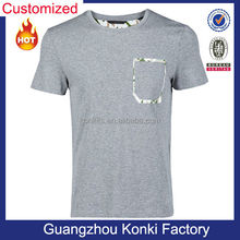 2014 hot sale new model t shirt korea design