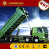 rental dump truck HOWO brand dump truck with crane tipper dump truck for sale