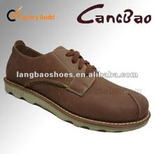 Young Men High Fashion Lightweight Work Shoes 2012