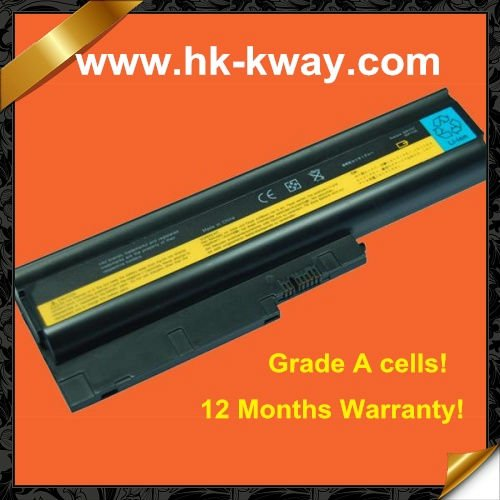 Laptop Battery For IBM Lenovo ThinkPad Battery R60 R60e R61 R61e R61i T60 T60p T61 Z61e Z61m KB9025