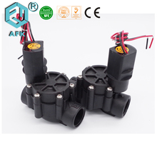 3/4 latching coil 12v solenoid valve with pulse function