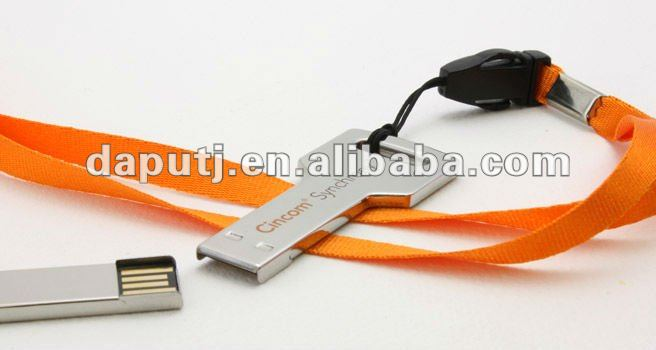 Factory directly colorful Mini Metal Key USB