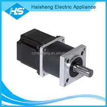 High quality holding torque 57mm planetary gearbox stepper motor