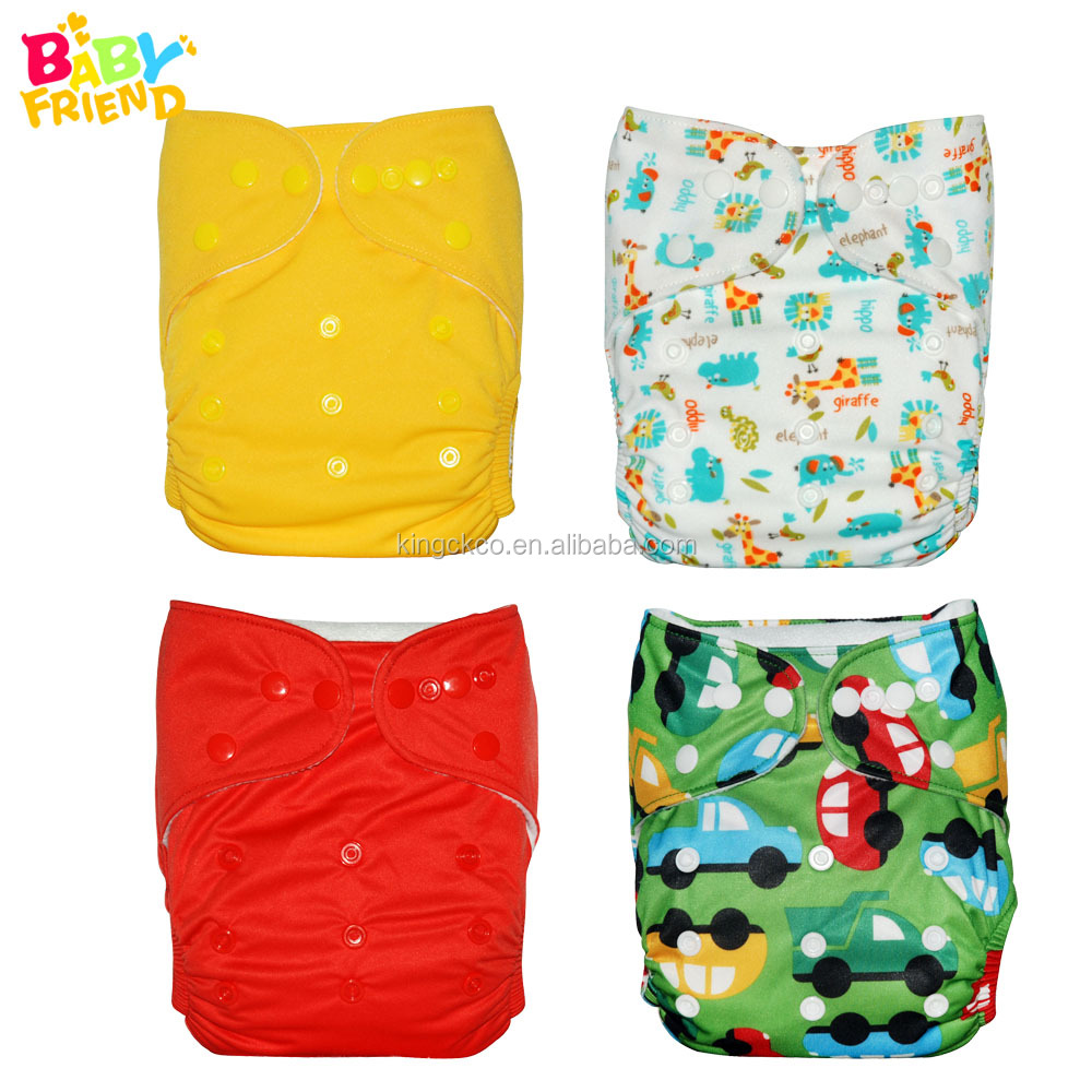 All In Two Type Pocket Style One Size Fit All Baby Cloth Diaper