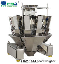 14-head combination weigher packing machine