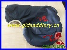 Top quality 600D waterproof saddle cover for horse