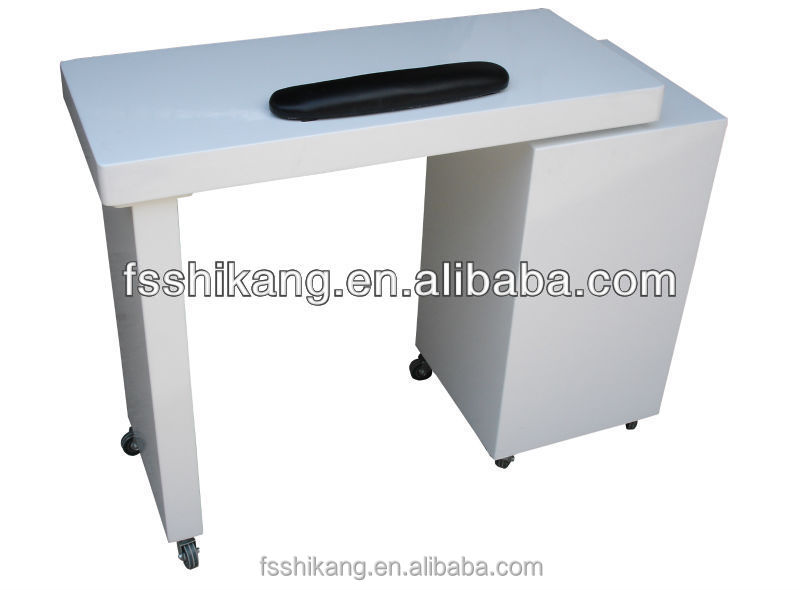Beauty salon furniture manicure table nail station buy for Beauty salon furniture manicure table