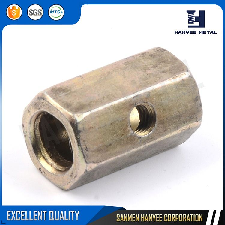 Customized factory supply din934 Carbon Steel hex nuts