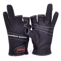 Fishing Sailing gloves Three Finger Fishing Gloves For Outdoor Boating and Fishing gloves