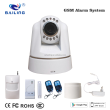wifi gsm alarm system Anti theft security usage APP alarm system BL-E800 auto dial