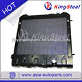 Auto radiator suppliers for navara 16510-17030