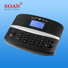 Alarm transmitter and receiver SMS smart dialer GSM SOAN alarm home security equipment smart home