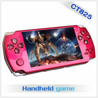 32 bit Multimediahandheld video game console cheap with camera function ,mp3,mp5