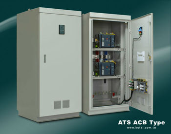 Air Circuit Breaker Type (ACB) Transfer Switch