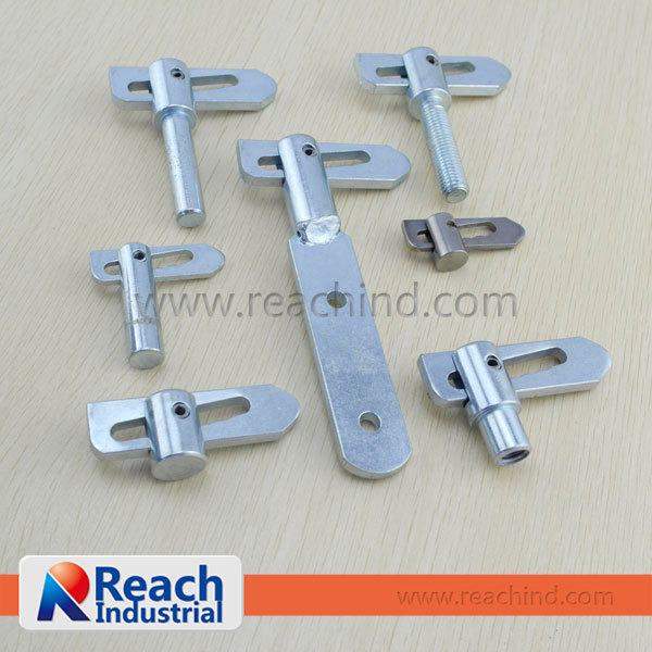 Stainless Steel Folding T Handle Tool Box Locks
