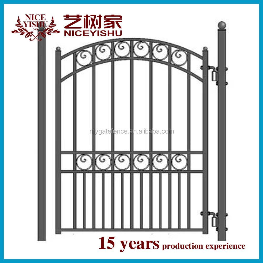Gate Design Entrance Outdoor Gate Design Modern Main Iron Gate Pillars