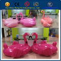 2016 hot CE certificate PVC large summer pool float/water toy for adults and children inflatable pink flamingo