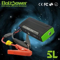 Emergency power tools booster portable car auto battery jump starter for 3.5L diesel and 6L gasoline