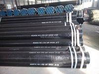 TSX-SP036 building materials low carbon black steel welded pipe for sale